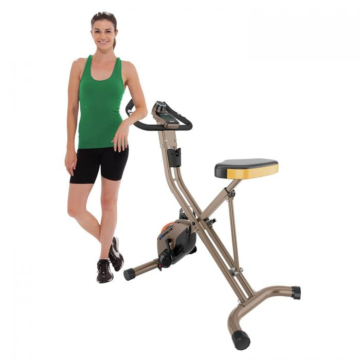 Exerpeutic GOLD 500 XLS - 400 lbs weight capacity