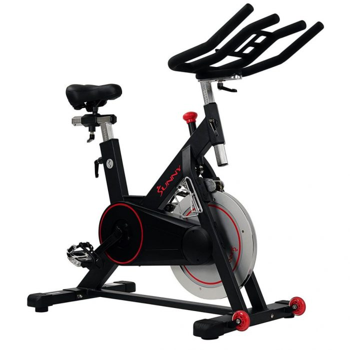 Sunny Health & Fitness SF-B1805 spin bike review