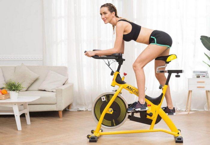 best quiet exercise bike